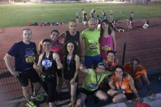 8. Noćni maraton u Novom Sadu
