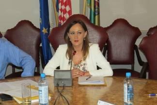 Predsjednica Županijske skupštine je Josipa Miličević
