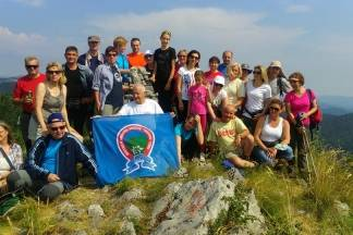 Požeški planinari na Velebitu