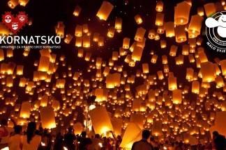 Neka svijetli nebo Hrvatsko za hrabro srce Kornatsko
