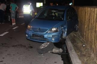 Četiri prometne nesreće u protekla 24 sata