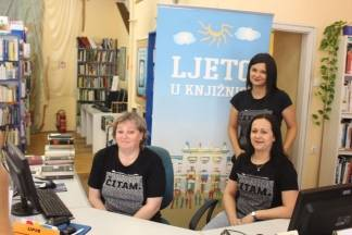 Program ¨Ljeto u knjižnici¨ 2017.