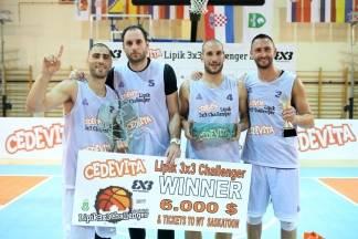 Novi Sad Al Wahda obranio naslov pobjednika Lipika