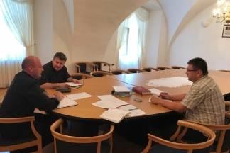 Sastanak Povjerenstva za vjeroučiteljske mandate i personalna pitanja