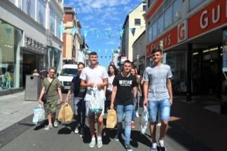 Požeški učenici oduševljeni obavljenom praksom u Irskoj
