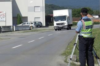 Policija najavila 24 satnu akciju pojačanog nadzora brzine