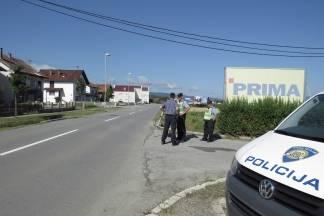 Policija danas provodi akciju kontrole brzine na području naše županije