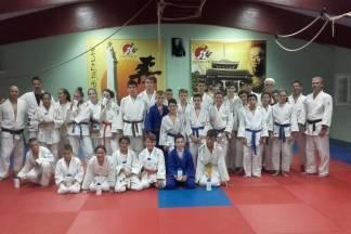 Judokan organizirao judo pripreme u Požegi