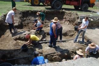 Otkrivene strukture pokazuju da je Pakrac  bogato i vrijedno arheološko nalazište
