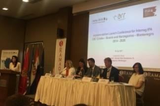 Plink tim na konferenciji EU projekata u Crnoj gori