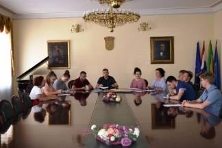 Održana radionica za mlade ¨Info-karavana¨ u organizaciji Savjeta mladih Grada Požege