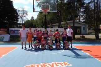 Završio prvi turnus košarkaškog kampa u Požegi