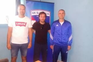Slavoniju u pripreme vodi novi trener – Krešimir Brkić