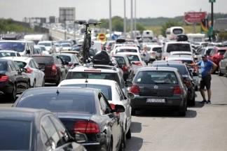 Zbog nesreće kaos na A1, vozi se u koloni od 14 kilometara