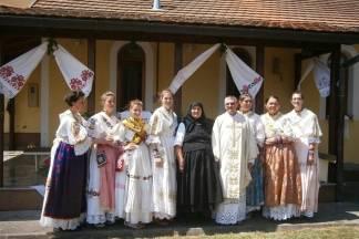 ZAGRAĐE: Srebrni jubilej svećenika Filipa Lucića, 23.7.2017.