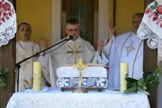 Srebrni jubilej svećenika Filipa Lucića u Zagrađu