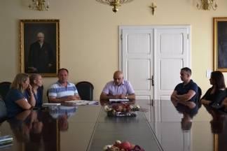 Gradonačelnik Puljašić sastao se sa stanarima Mesničke ulice