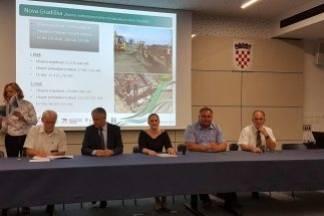 Potpisani EU ugovori u vrijednosti od 2,3 milijarde kuna- bespovratna sredstva i za Novu Gradišku, Cernik i Rešetare