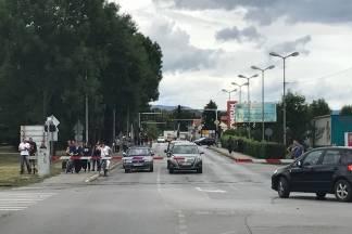 Semafori na raskrižjima su u nadležnosti Hrvatskih cesta