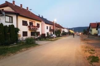 Postavljena javna rasvjeta u Ulici Borisa Hanžekovića