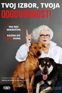 """Grad Požega priključio se kampanji ¨Obitelj na more, a pas na ulicu?!"""""""