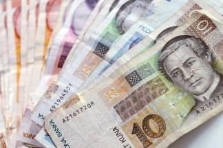 Prosječna hrvatska neto plaća za svibanj 6.025 kuna
