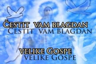BLAGDAN VELIKE GOSPE: Deseci tisuća vjernika hodočastit će u marijanska svetišta diljem Hrvatske