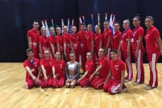 Plesni studio Marine Mihelčić vratio se sa Svjetskog kupa iz Poreča