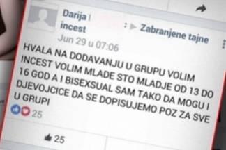 """Novinarka Indexa u grupi balkanskih pedofila: ¨Odvratno, puno je polugolih djevojčica koje se nude"""""""