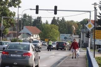 Semafori neće još neko vrijeme raditi, oštećeni dio stiže iz inozemstva