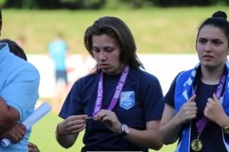 Iva Jakovac i Kristina Nevrkla zabile u kvalifikacijama za Ligu prvaka