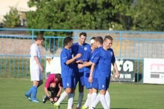 Pretkolo kupa: NK Slavonija - NK Mladost Fažana 2:1 23.08.2017.