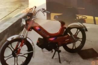 Pronađen moped, ali ukradena motorna pila