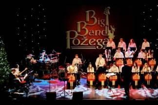 Big Band Požega nastupa 30. kolovoza na Aurea Jazz Festu