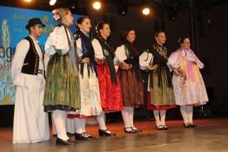 Otvorenje Aurea Festa 2017. uz mnoštvo KUD-ova, pjesme i plesa