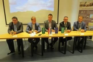 Gradnja Adrenalinskog parka u Dubokoj, Kuće Panonskog mora u Velikoj, ceste do Jankovca...