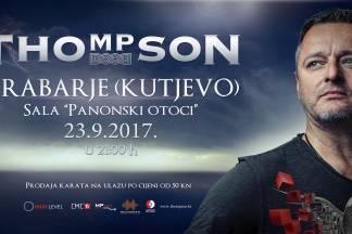 Podsjećamo na veliki koncert Marka Perkovića Thompson-a 23. rujna u Grabarju