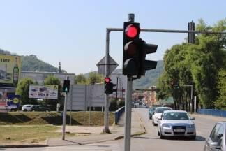 Napokon proradili semafori u Požegi !