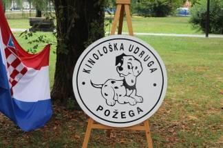 Otvorena izložba lovnih pasa u Požegi