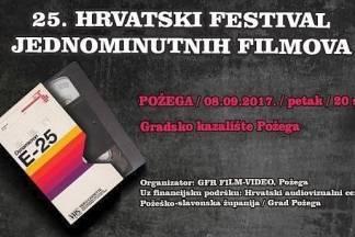 Sutra počinje Požeški filmski tjedan, u petak festival jednominutnih filmova