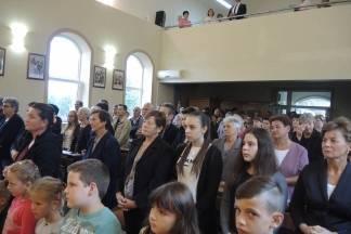 Biskup predvodio spomen na ubijene civile u Četkovcu, Čojlugu i Balincima
