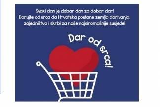 Od 6. do 30. rujna možete pomoći Caritasu u svim Kaufland trgovinama
