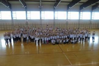 Velički osnovnoškolci obilježili Hrvatski olimpijski dan i Međunarodni dan pismenosti