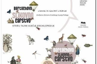 Izložba ¨Bertuchovo slikovno carstvo¨ 14. rujna u Gradskom muzeju Požega