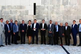 Ravnatelji svih parkova prirode održali radni sastanak s ministrom