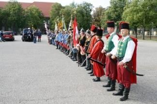 Nakon 276 godina Trenkovi panduri ponovo prošli ulicama Beča