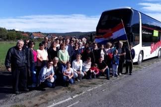 12. hodočašće HSS-a u Mariju Bistricu