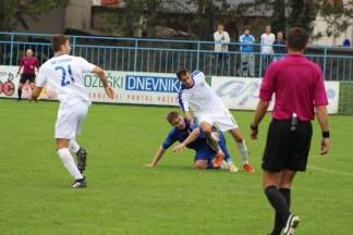 NK Slavonija - NK Zadar ( 1:2 ) - 19.09.2017.