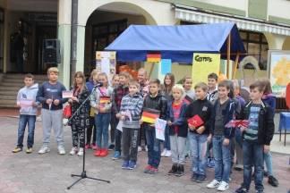 U Požegi u pješačkoj zoni obilježava se ¨Europski dan jezika¨