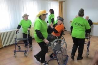 Međunarodni dan starijih osoba u Domu za starije i nemoćne u Velikoj, 30.9.2017.